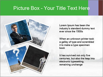 Smoggy City PowerPoint Template - Slide 23