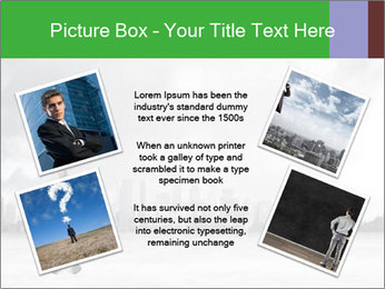 Smoggy City PowerPoint Template - Slide 24