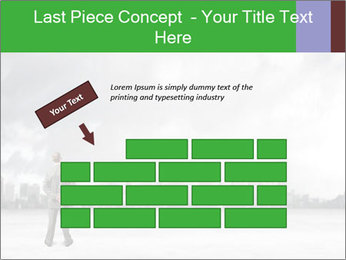 Smoggy City PowerPoint Template - Slide 46