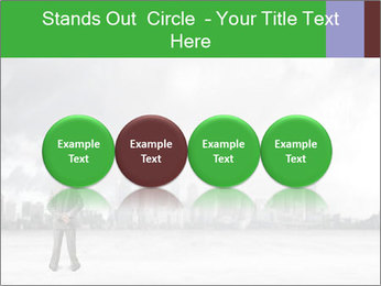 Smoggy City PowerPoint Template - Slide 76
