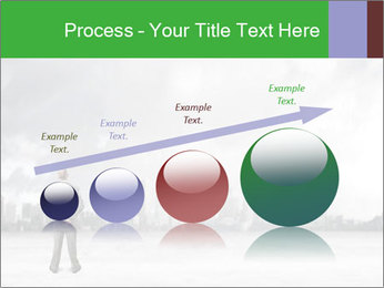 Smoggy City PowerPoint Template - Slide 87