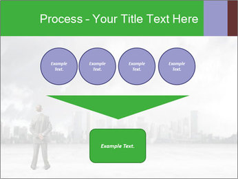 Smoggy City PowerPoint Template - Slide 93