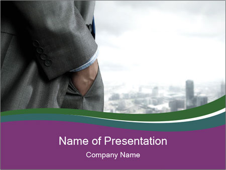 Big Boss PowerPoint Template