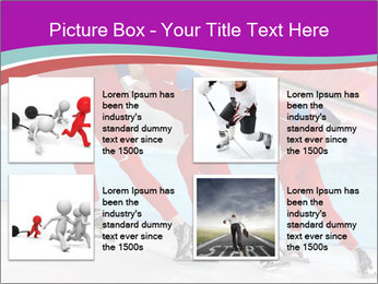 Olympic Competition PowerPoint Template - Slide 14