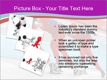 Olympic Competition PowerPoint Template - Slide 17