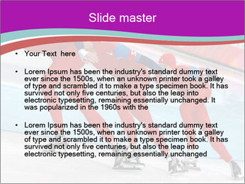 Olympic Competition PowerPoint Template - Slide 2
