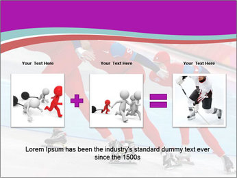 Olympic Competition PowerPoint Template - Slide 22