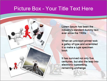 Olympic Competition PowerPoint Template - Slide 23