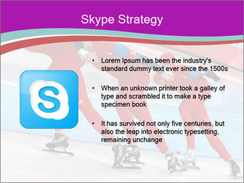 Olympic Competition PowerPoint Template - Slide 8