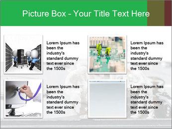 Criminologist PowerPoint Template - Slide 14