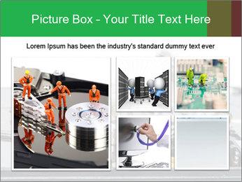 Criminologist PowerPoint Template - Slide 19