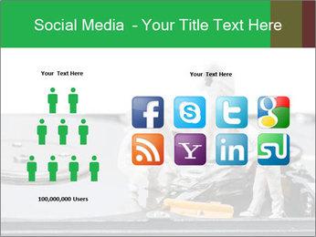Criminologist PowerPoint Template - Slide 5