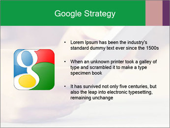 Mobile Communication PowerPoint Template - Slide 10