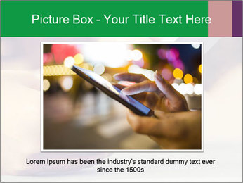 Mobile Communication PowerPoint Template - Slide 15