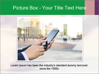 Mobile Communication PowerPoint Template - Slide 16