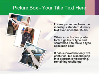 Mobile Communication PowerPoint Template - Slide 17