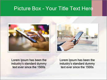 Mobile Communication PowerPoint Template - Slide 18