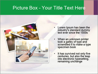 Mobile Communication PowerPoint Template - Slide 20
