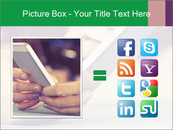 Mobile Communication PowerPoint Template - Slide 21