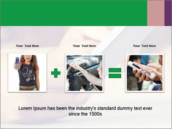 Mobile Communication PowerPoint Template - Slide 22