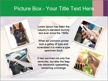 Mobile Communication PowerPoint Template - Slide 24