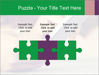 Mobile Communication PowerPoint Template - Slide 42