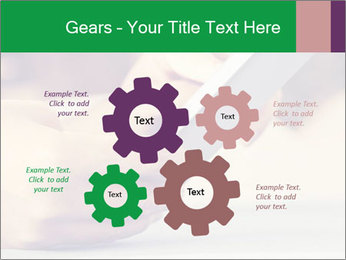 Mobile Communication PowerPoint Template - Slide 47