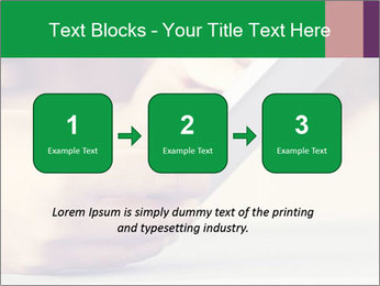 Mobile Communication PowerPoint Template - Slide 71