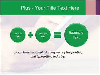 Mobile Communication PowerPoint Template - Slide 75