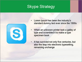 Mobile Communication PowerPoint Template - Slide 8