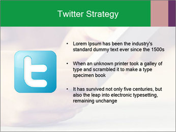 Mobile Communication PowerPoint Template - Slide 9