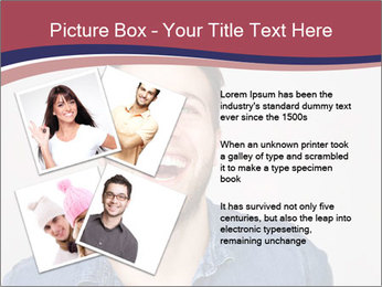 Friendly Man PowerPoint Template - Slide 23