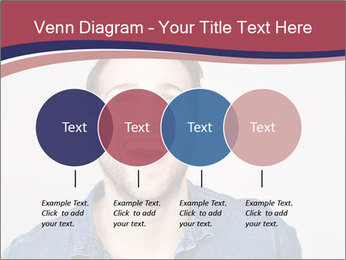 Friendly Man PowerPoint Template - Slide 32