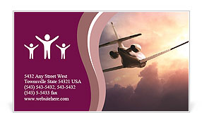 0000089987 Business Card Template