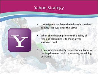 Holidays At Ski Resort PowerPoint Template - Slide 11