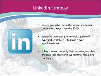 Holidays At Ski Resort PowerPoint Template - Slide 12