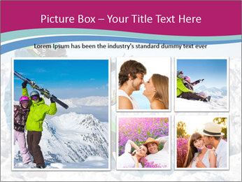 Holidays At Ski Resort PowerPoint Template - Slide 19