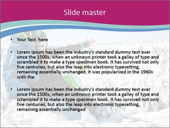 Holidays At Ski Resort PowerPoint Template - Slide 2