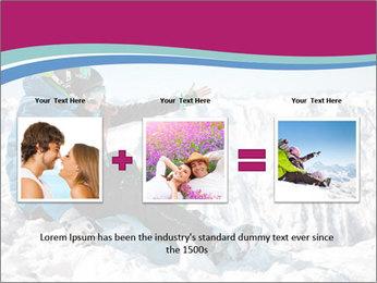Holidays At Ski Resort PowerPoint Template - Slide 22