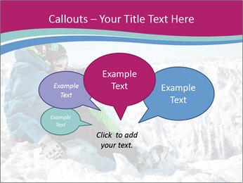 Holidays At Ski Resort PowerPoint Template - Slide 73