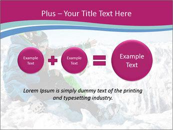Holidays At Ski Resort PowerPoint Template - Slide 75
