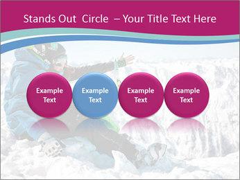 Holidays At Ski Resort PowerPoint Template - Slide 76