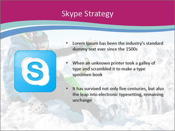 Holidays At Ski Resort PowerPoint Template - Slide 8
