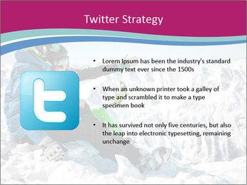 Holidays At Ski Resort PowerPoint Template - Slide 9
