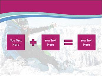 Holidays At Ski Resort PowerPoint Template - Slide 95