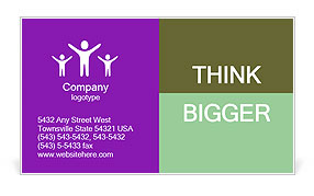 0000089989 Business Card Template