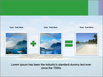 Isolated Island PowerPoint Template - Slide 22