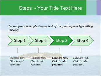 Isolated Island PowerPoint Template - Slide 4