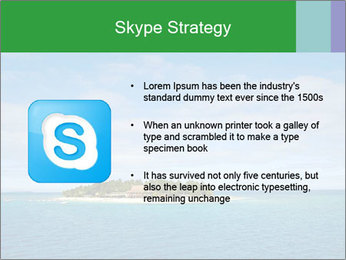 Isolated Island PowerPoint Template - Slide 8