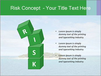 Isolated Island PowerPoint Template - Slide 81
